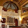 Інтер'єр синагоги Темпель