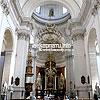 Інтер'єр костелу св. Петра і Павла
