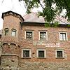 Замок в г. Дембно (XV в.)
