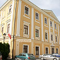 The administrative building (19th cent.), Katedralna St. 5