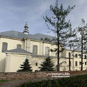 Benedictine women's monastery (17th-18th cent.), The Constitution Square (Plac Konstytucji)