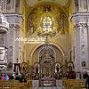 Інтер'єр церкви Воздвиження Чесного Хреста