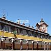 Стара ратуша (1908) з торговими рядами (кін. ХІХ ст.)
