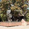I. Franko monument