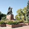 Памятник Д. Галицкому