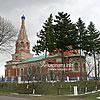 Церковь св. Дмитрия (1905), с. Журавники Гороховского района
