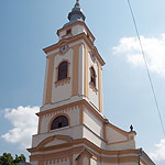 Calvinist church (14th cen.)
