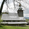 Church of the Presentation of the Blessed Virgin Mary (1809), Torun village