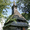 St. Nicholas church (early 17th cen., 1704), Sokyrnytsya village