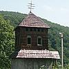 Дзвіниця церкви Св. Василія, с. Лікіцари