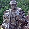 Пам'ятник Гуцулу
