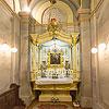 Часовня в Ужгородском кафедральном соборе